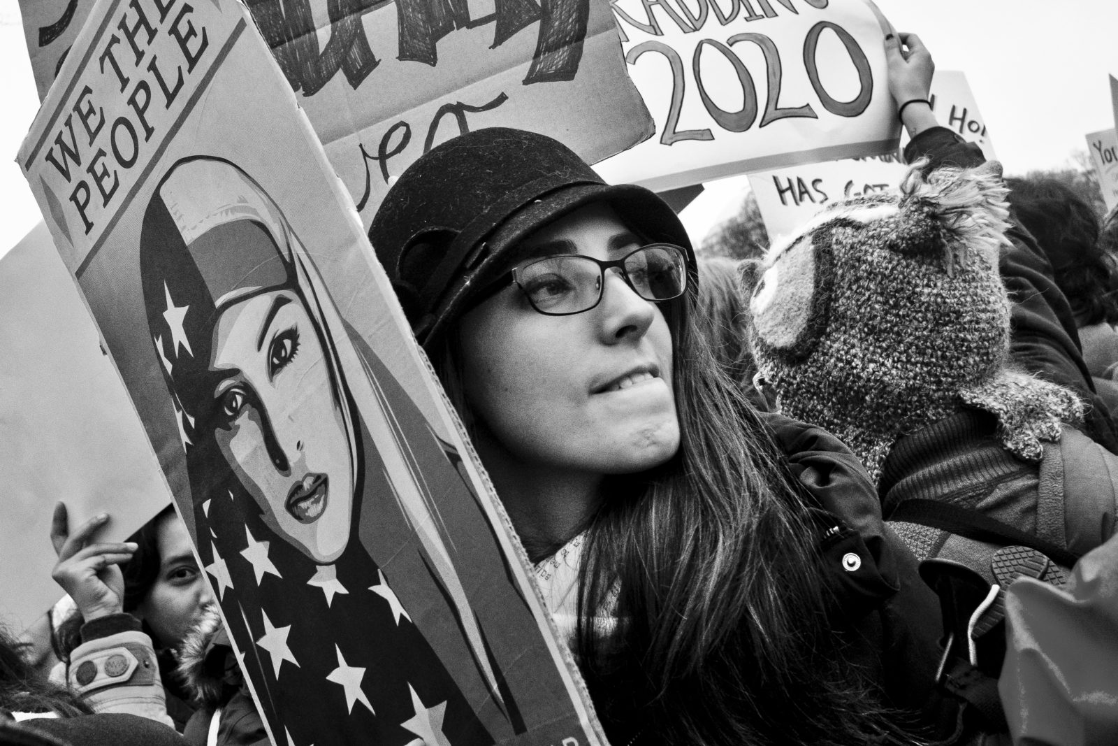 WOMENS MARCH PETE MAROVICH
