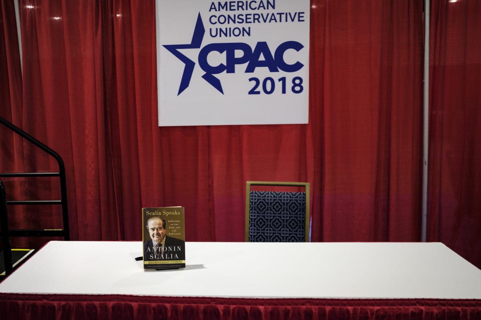 CPAC 2018 Pete Marovich